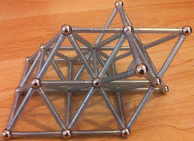 One Has To Also Stellate The Small Octahedrons In Middle Of Big Tetrahedrons That Themselves Central Octahedron