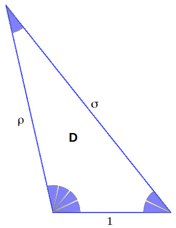 Heptagon triangle D